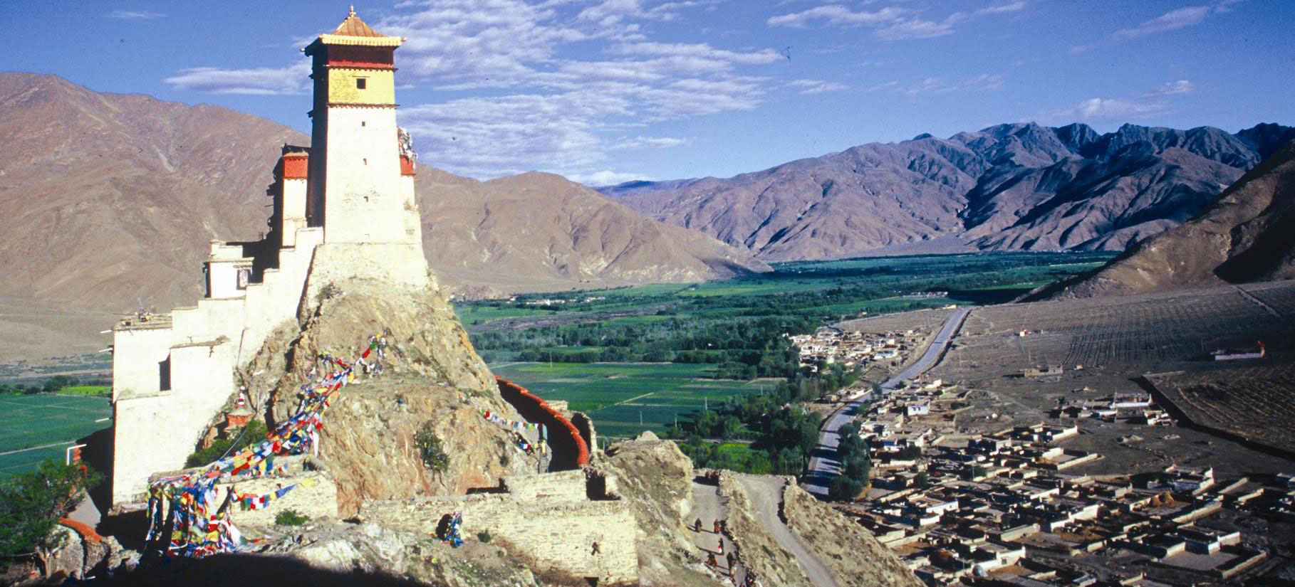 Tibet roof of the  world