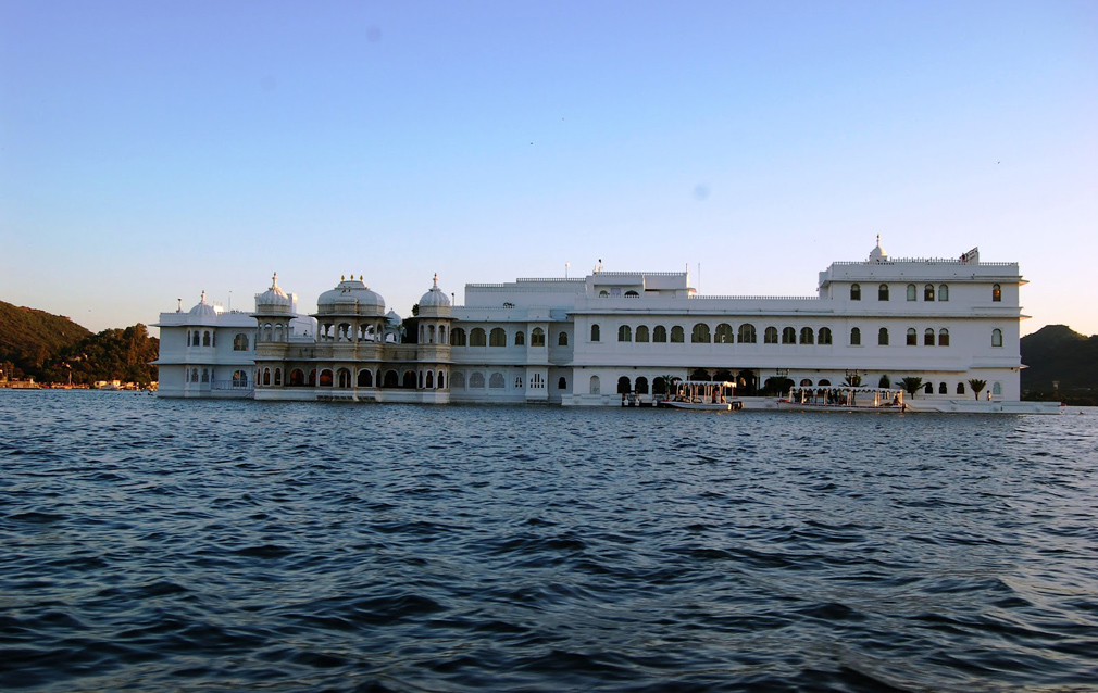 Lake Palace Udaipur Rajasthan India